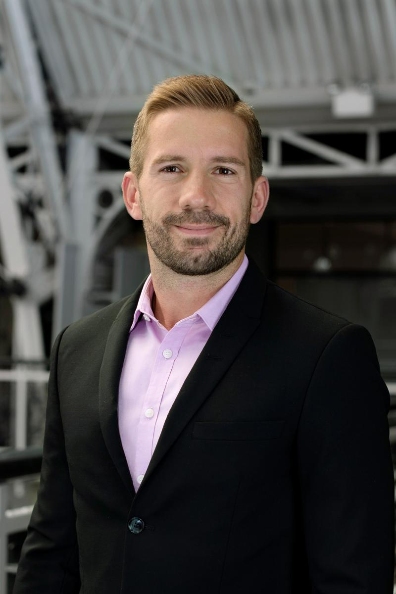Maximilian Lautenschlager, co-managing partner at Iconic Holding