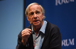 Ray Dalio is the co-chairman and co-chief investment officer of Bridgewater Associates