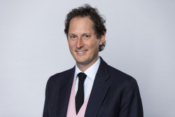 John Elkann is the first chairman of the new automaking giant Stellantis