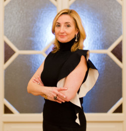 Elisabetta Fabri is the president and chief executive of Starhotels.